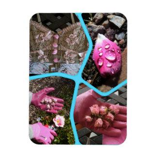 Ímã Rosas do jardim