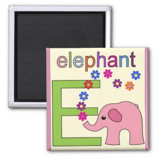 "Imã ""Rotule E"" se para o ímã do elefante"