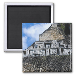Imã Ruína maia de Xunantunich em Belize