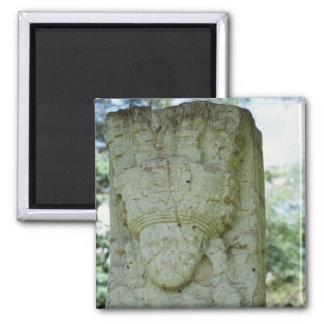 Imã Ruínas maias antigas cinzeladas Honduras da