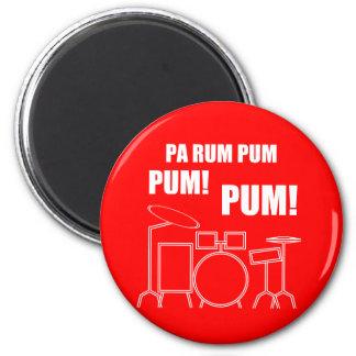 Imã Rum Pum Pum Pum do Pa