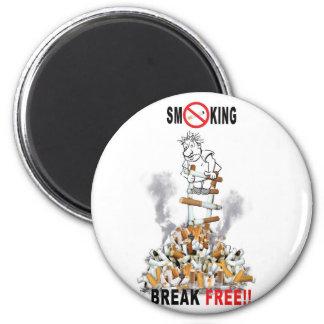 Imã Ruptura livre - pare de fumar