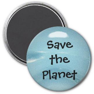 Imã Salvar o planeta