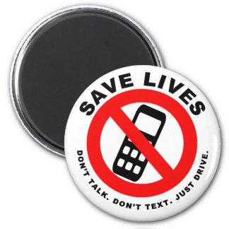Imã Salvar vidas não falam não fazem movimentação do