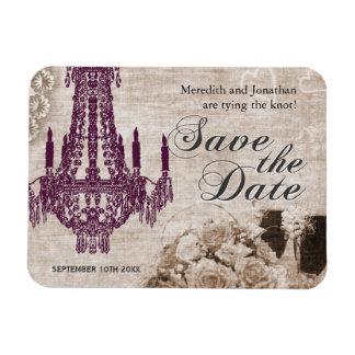 Imã salve o dia do candelabro do vintage