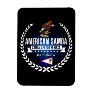 Ímã Samoa Americanas
