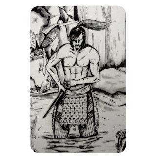 Ímã Samurai de Ronin