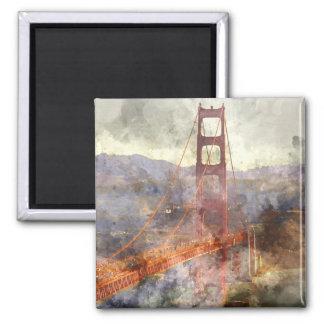 Imã San Francisco golden gate bridge em Califórnia
