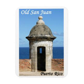 Ímã San Juan velho
