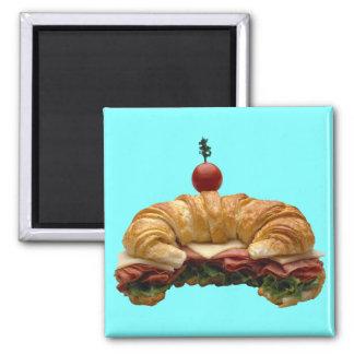 Imã Sanduíche do Croissant