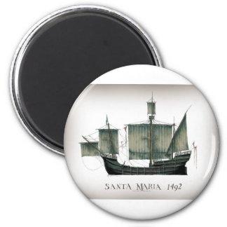 Imã Santa Maria 1492 por Tony Fernandes
