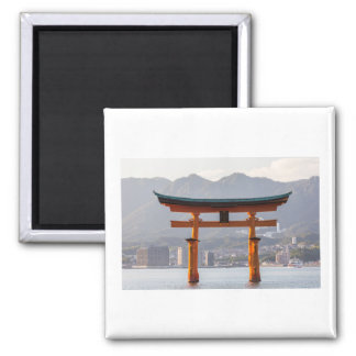 Imã Santuário de Itsukushima, viagem de Japão