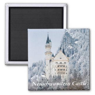 Imã Schloss Neuschwanstein