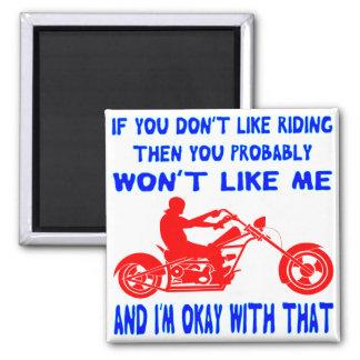 Imã Se você não gosta de montar então você não