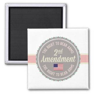 Imã Segunda alteração