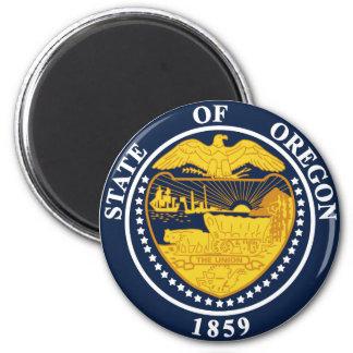 Imã Selo do estado de Oregon