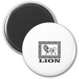 Imã selo do leão