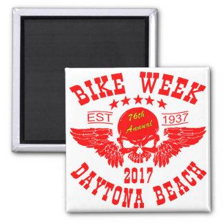 Imã Semana 2017r da bicicleta de Daytona Beach do