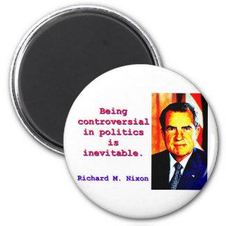 Imã Sendo controverso na política - Richard Nixon .jp