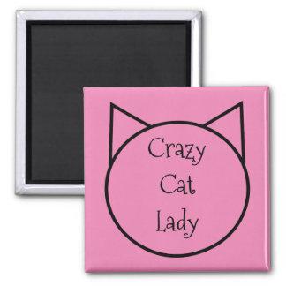 Imã Senhora louca do gato