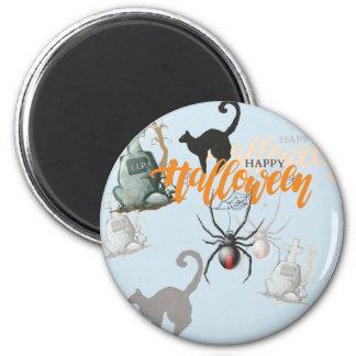 Imã Sepultura da aranha do Dia das Bruxas