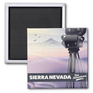 Imã Serra poster de viagens de Nevada