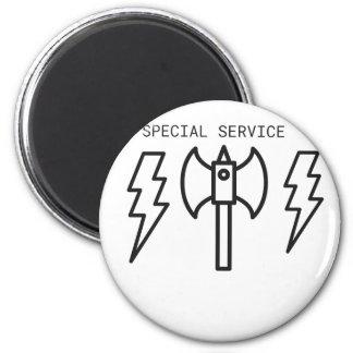 Imã Serviço especial