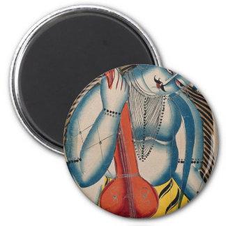 Imã Shiva intoxicado que guardara o cordeiro
