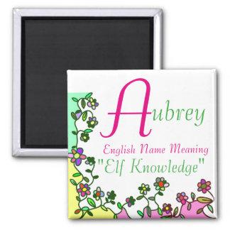 Imã Significado conhecido do ímã, Aubrey: Conhecimento