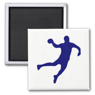 Imã Silhueta do handball
