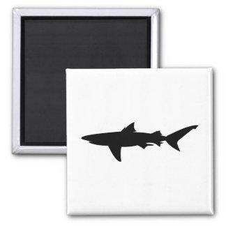 Imã Silhueta do tubarão