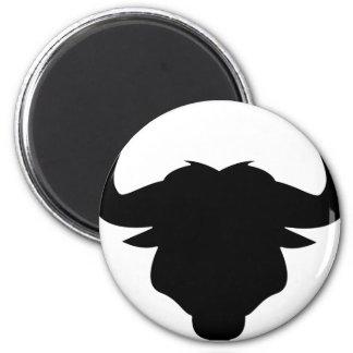 Imã Silhueta principal de Bull