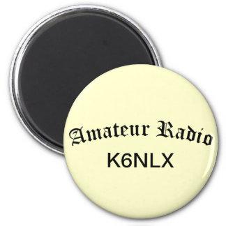 Imã Sinal amador do rádio e de chamada
