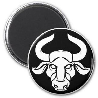 Imã Sinal da astrologia do zodíaco de Bull do Taurus