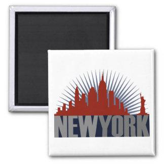 Imã Skyline da Nova Iorque