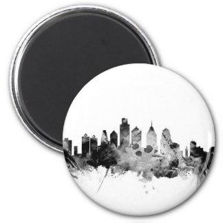 Imã Skyline de Philadelphfia Pensilvânia