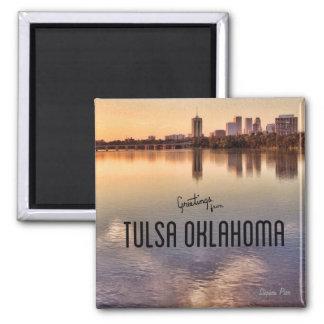 Imã Skyline de Tulsa Oklahoma