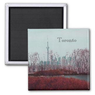 Imã Skyline do primavera de Toronto