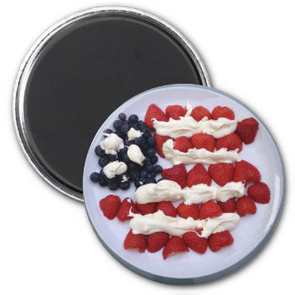 Imã Sobremesa da bandeira americana