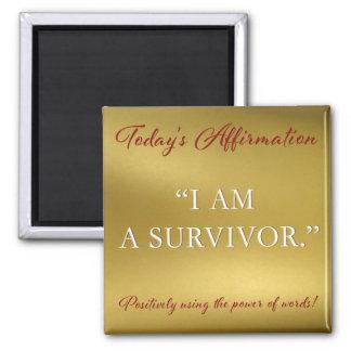 Imã Sobrevivente #1 do ímã da afirmação do paládio