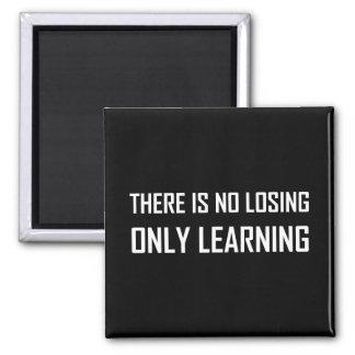 Imã Somente divisa de aprendizagem não perdedora