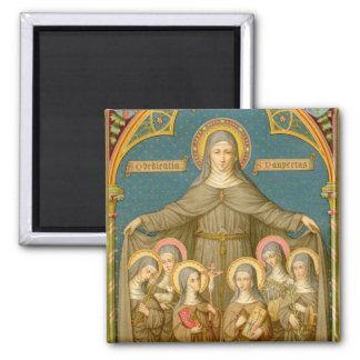 Imã St. Clare de Assisi & das freiras (SAU 027)