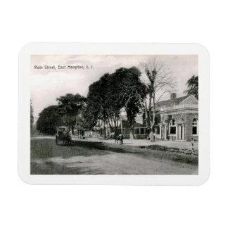Ímã St. principal, Hampton do leste, vintage de NY