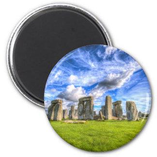 Imã Stonehenge Grâ Bretanha antiga