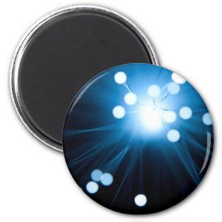 Imã Sumário da fibra óptica
