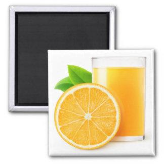 Imã Sumo de laranja