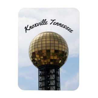 Ímã Sunsphere Knoxville Tennessee
