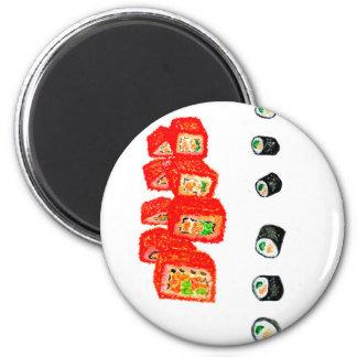 Imã Sushi Watercolor3 ajustado