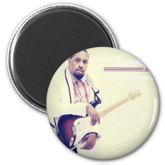 Imã T da guitarra elétrica de Jimmy