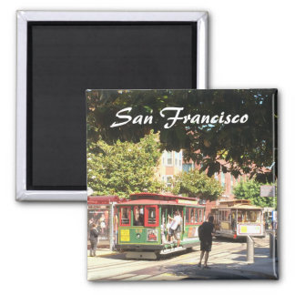 Imã Teleféricos de San Francisco